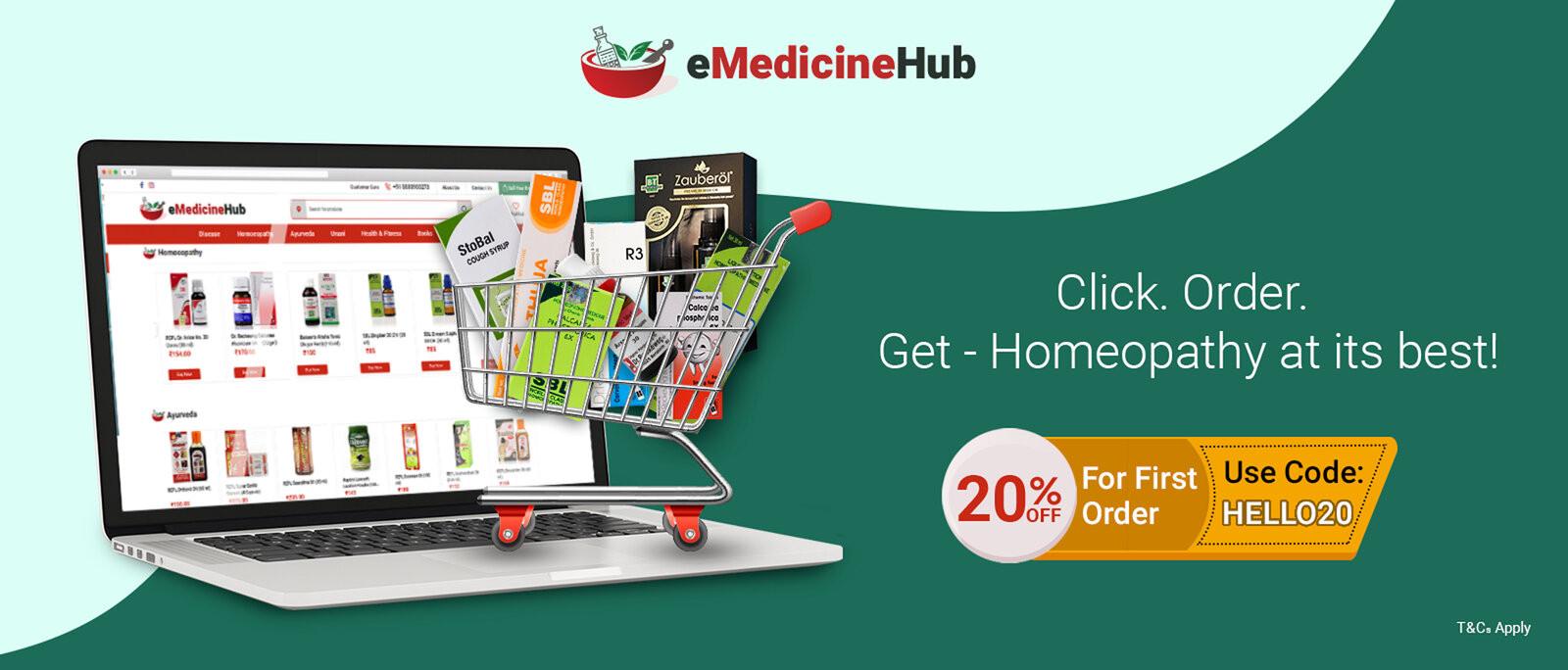 Buy Homeopathy Medicines Online