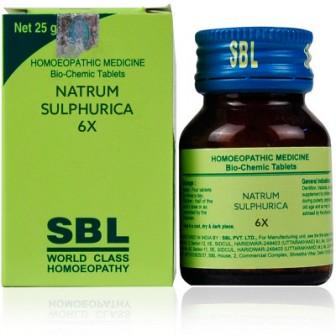 Natrum Sulphuricum