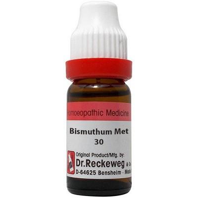 Bismuthum Metallicum