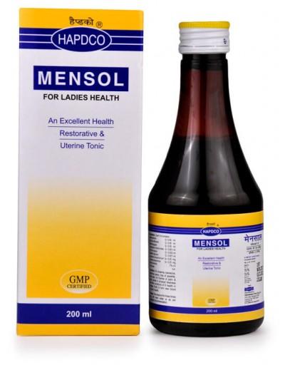 Mensol Syrup