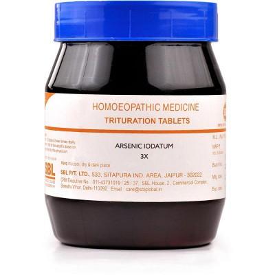 Arsenic Iodatum 3X