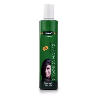Sunny Arnica Hair Oil