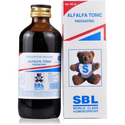 Alfalfa Tonic (Paediatric)