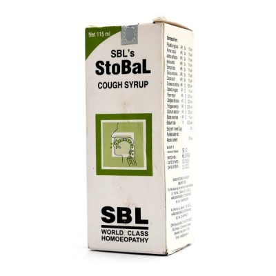Stobal+ Syrup