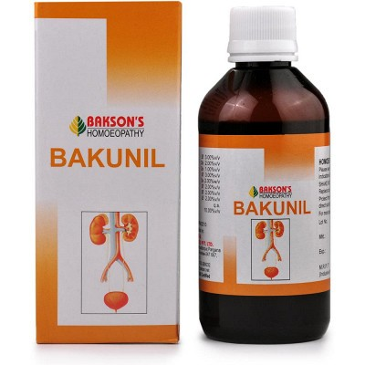 Bakunil Syrup