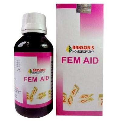 Fem Aid Syrup