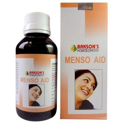 Menso Aid Syrup