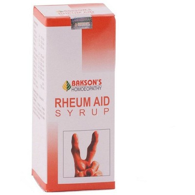 Rheum Aid Syrup