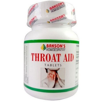 Throat Aid Tablets