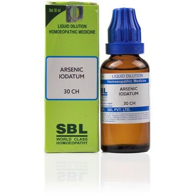 Arsenic Iodatum