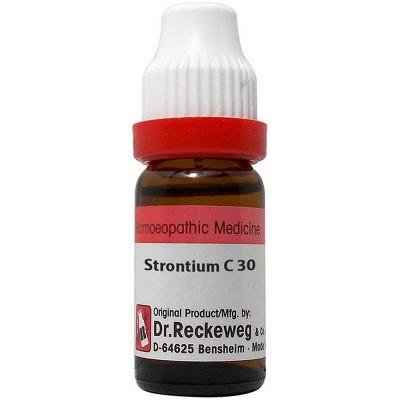 Strontium Carbonicum