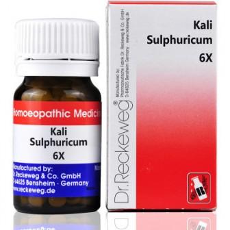 Dr. Reckeweg Kali Sulphuricum 6X (20 gm)