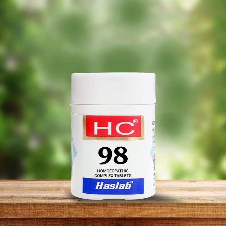 HSL HC-98 Neuralgo Complex (20 gm)