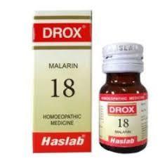 HSL Drox 18 Malarin Drops (30 ml)
