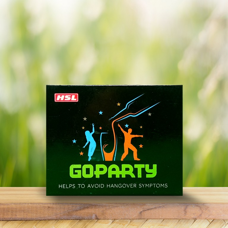 HSL Goparty Tablets (4 tab)