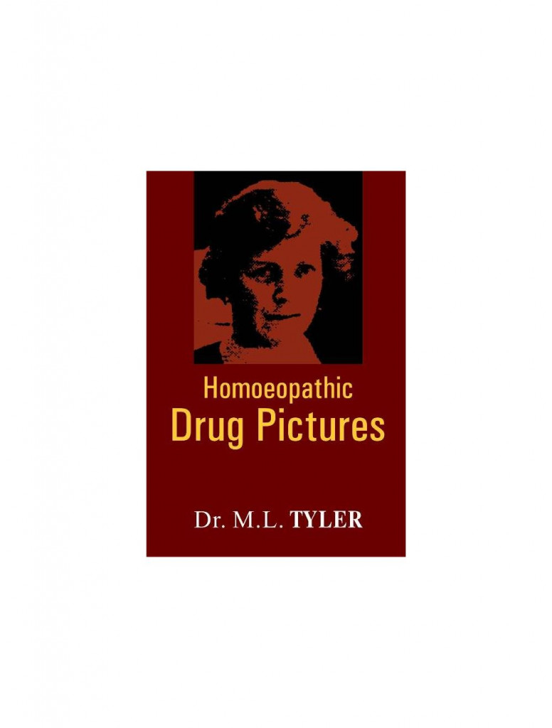 Homoeopathic Drug Pictures By M L TYLER