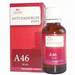 Allen A46 Anti Dandruff Drop (30 ml)