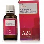 Allen A24 Migraine & Neuralgia Drop (30 ml)