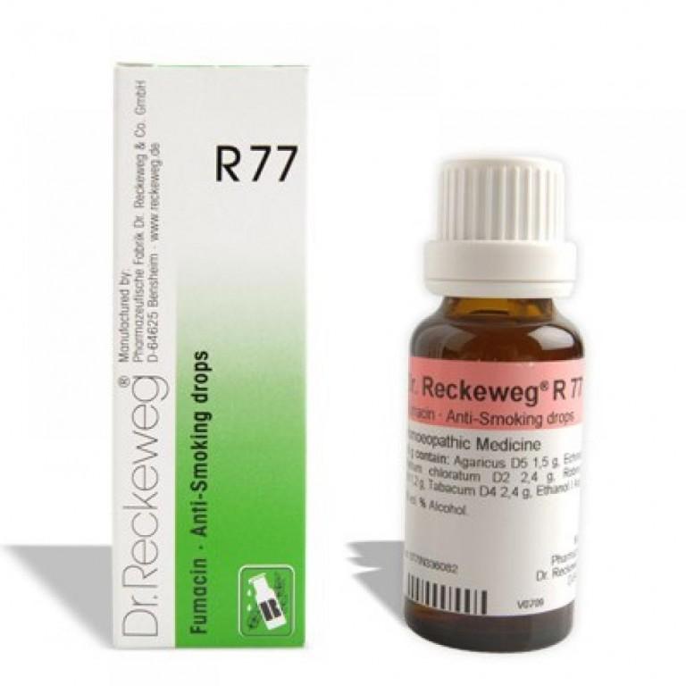 Dr. Reckeweg R77 Fumacin (22 ml)