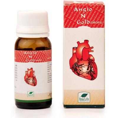 New Life Angii-N-Gold-Drops (30 ml)
