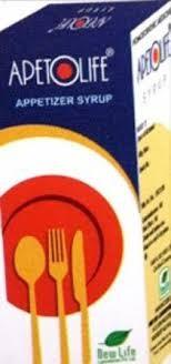 New Life Apetolife-Syrup (100 ml)