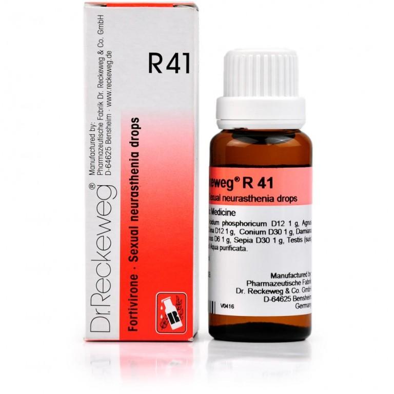Dr. Reckeweg R41 Fortivirone (22 ml)