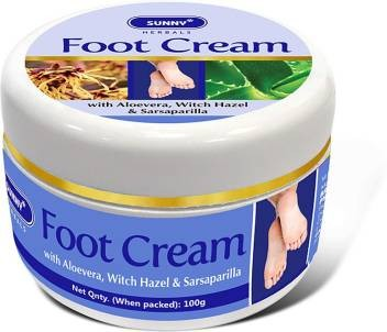 Bakson's Sunny Foot Cream (100g)
