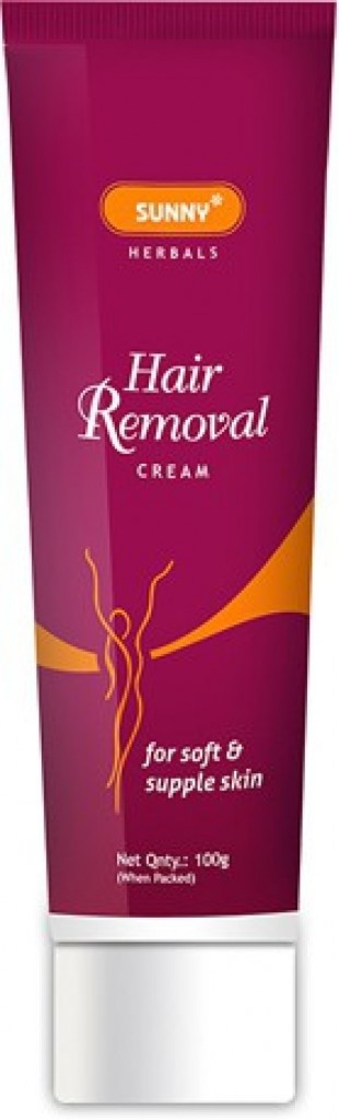 Bakson's Sunny Hair Removal Cream (100 gm)