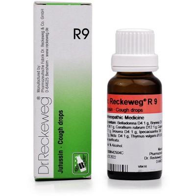 Dr. Reckeweg R9 Jutussin (22 ml)