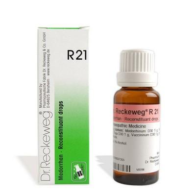 Dr. Reckeweg R21 (Medorrhan) (22ml)