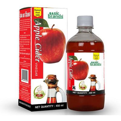 Basic Ayurveda Apple Cider Vinegar (450ml)