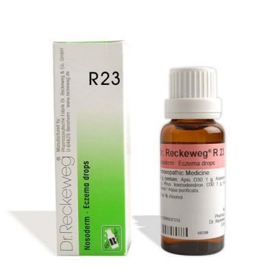 Dr. Reckeweg R23 (Nosoderm) (22ml)