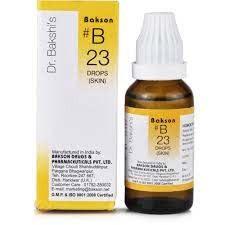 Bakson's B23 Skin Drops (30 ml)