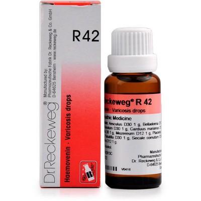 Dr. Reckeweg R42 (Haemovenin) (22ml)