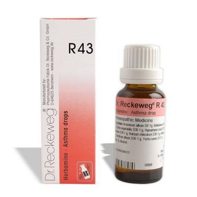Dr. Reckeweg R43 (Herbamine) (22ml)