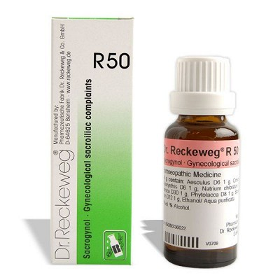 Dr. Reckeweg R50 (Sacrogynol) (22ml)