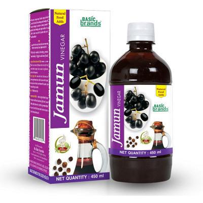 Basic Ayurveda Jamun Vinegar (450ml)