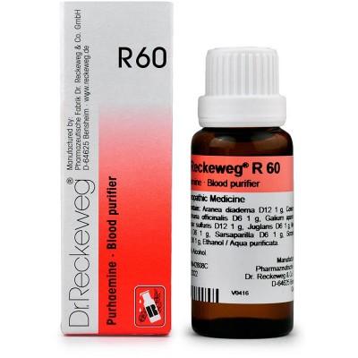 Dr. Reckeweg R60 (Purhaemine) (22ml)