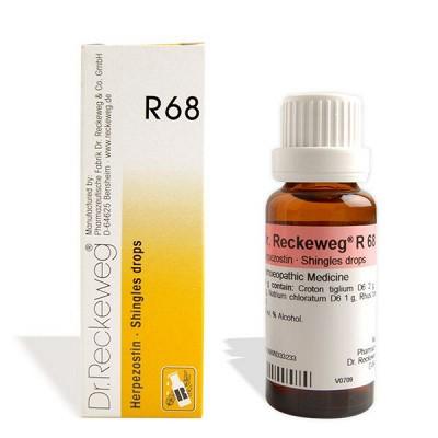 Dr. Reckeweg R68 (Herpezostin) (22ml)