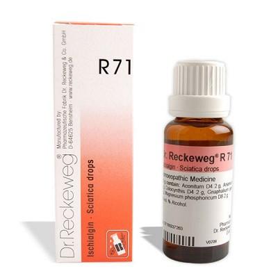Dr. Reckeweg R71 (Ischialgin) (22ml)