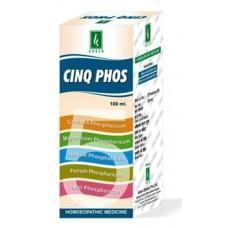 Adven Cinq Phos Syrup (100 ml)