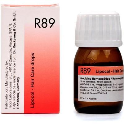 Dr. Reckeweg R89 (Lipocol) (30ml)