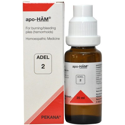 Adel 2 (Apo-Ham) (20 ml)