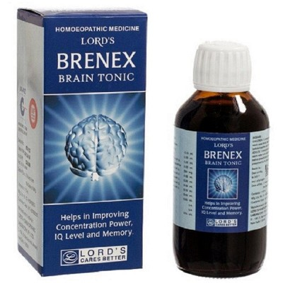 Lords Brenex Syrup (115 ml)