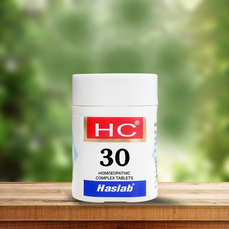 HSL HC-30 Kreosotum Complex (20 gm)