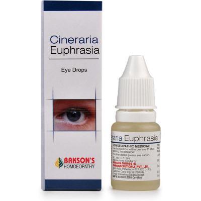 Cineraria Euphrasia Eye Drops (10ml)