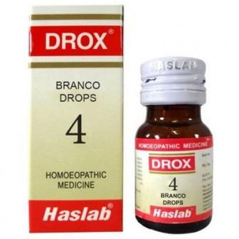 Drox 4 Branco Drops (30 ml)