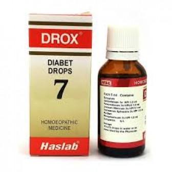 Drox 7 Diabet Drops (30 ml)