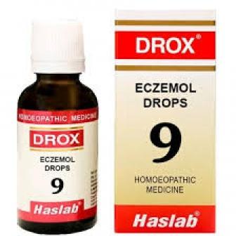 Drox 9 Eczemol Drops (30 ml)