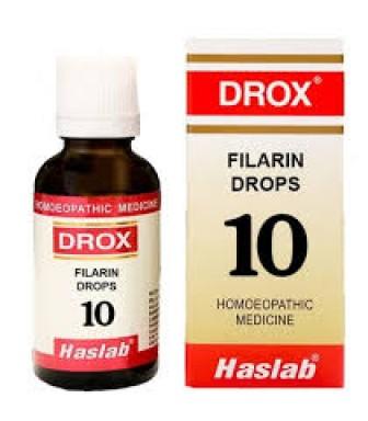 Drox 10 Filarin Drops (30 ml)